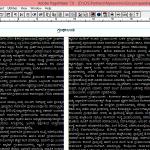 Converting from non Unicode (Nudi, Baraha, ...) font encoding to Unicode Kannada